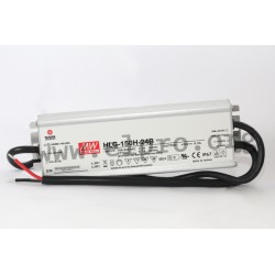 HLG-150H-15B, Mean Well LED drivers, 150W, IP67, dimmable, HLG-150H_B series