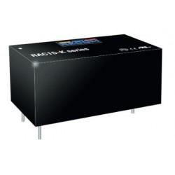 RAC15-05SK, Recom AC/DC converters, 15W, PCB, RAC15-K series