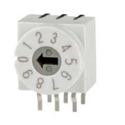 ERD910RSZ, ECE rotary encoder switches, KDR series