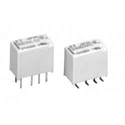 FTR-B4CB012Z, Fujitsu SMD PCB relays, 2A, 2 changeover contacs, FTRB3 and FTRB4 series