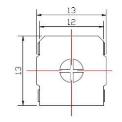 107033SA, Ekulit speakers, SMD, LSF series