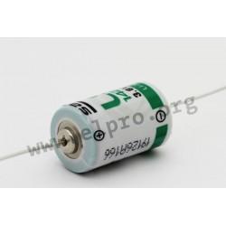 LS 14250-CNA, lithium, 3.6 V