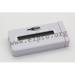 1900-0041-1, Ansmann battery storage boxes
