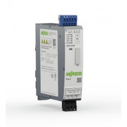 2787-2144, Wago DIN rail switching power supplies, 120 to 960W, IO link interface, parallel function, Pro2 series