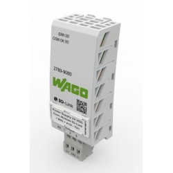 2789-9080, Wago DIN rail switching power supplies, 120 to 960W, IO link interface, parallel function, Pro2 series