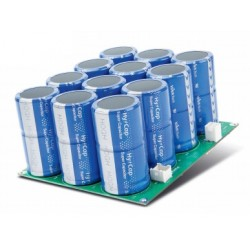 BP-SUC-1645, Bicker Elektronik supercap storage units, 10,4 to 30V, for UPSI series, BP-SUC series