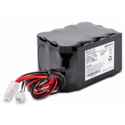 BP-LFP-1375, Bicker Elektronik Li-ion battery packs, 9,9 to 25,6V, for UPSI series, BP-LFP series