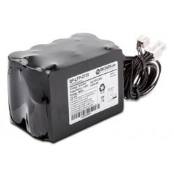 BP-LFP-2725, Bicker Elektronik Li-ion battery packs, 9,9 to 25,6V, for UPSI series, BP-LFP series