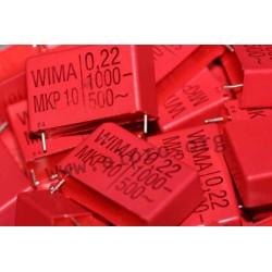 MKP1W036807J00KSSD, Wima MKP capacitors, MKP 10 series