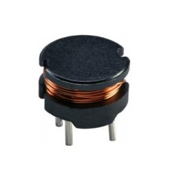 DRGH110KB221, Viking inductors, radial, 125°C, DRGH110 series