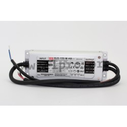 XLG-150-M-AB, Mean Well LED drivers, 150W, IP67, CV and CC mixed mode, constant power, dimmable, XLG-150 series