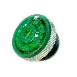 PL-27A30EPDGQ, Hitpoint piezo DC buzzers, with LED, for panel mounting, PF, PK and PL series