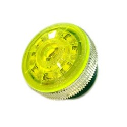 PL-27A30EPDYQ, Hitpoint piezo DC buzzers, with LED, for panel mounting, PF, PK and PL series
