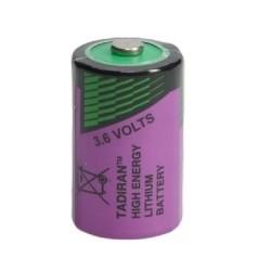 SL-350/S, Tadiran lithium thionyl chloride batteries, 3,6V, SL-300 series