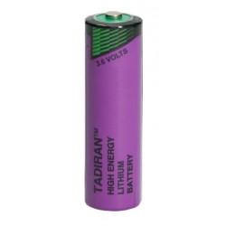 SL-360/S, Tadiran lithium thionyl chloride batteries, 3,6V, SL-300 series