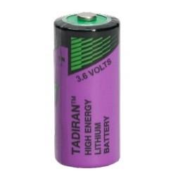 SL-761/S, Tadiran lithium thionyl chloride batteries, 3,6V, up to 130°C, SL-700 and SL-2700 series