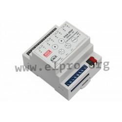 KAA-4R4V-10, Mean Well KNX LED actuators, KNX standard, KAA-4R4V series