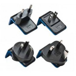 127100, Mascot AC exchange adapters and DC exchange clips