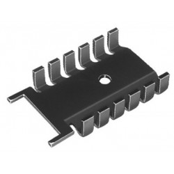 FK 218 32 MI, Fischer finger-shaped heatsinks, for TO220/SOT23, FK2 series