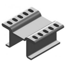 Fischer SMD heatsinks, for D-, D²- and D³-Pak, FK251 series