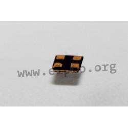 Q22FA1280025812, Epson quartz crystals, plastic SMD housing, FA128/FA118T/TSX-3225 series