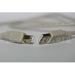 AK-300105-018-E, Assmann USB cables, USB AA and USB AB series