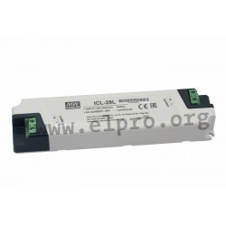 ICL-28L, Mean Well inrush current limiters, ICL-28 series