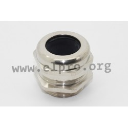 490687, Essentra cable glands, made of brass, metric thread, 4906 series
