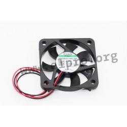 D04124540G-00, Sunon fans, 40x40x6mm, 5V DC, MF series