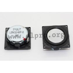 115040, Ekulit full-range speaker, LSM series