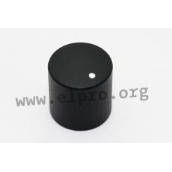 FC7230, Cliff push-on knobs, plastic knobs, KMR series