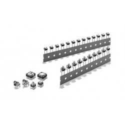 B3F1070, Omron tact switches, 6x6mm, B3F-1000 and B3F-3000 series
