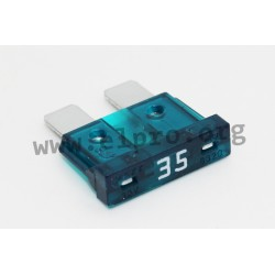 F1535, iMaXX automotive blade type fuses, 32V, normOTO, F1500 series