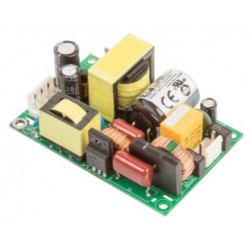 ECP130PS48, XP Power switching power supplies, 130W (forced air), for medical technology, open frame (PCB), ECP130 series