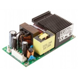 EPL225PS24, XP Power switching power supplies, 225W (forced air), for medical technology, open frame (PCB), EPL225 series