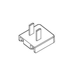 ACM PLUG CN, XP Power input plugs, for ACM06/12/18/24/36 series
