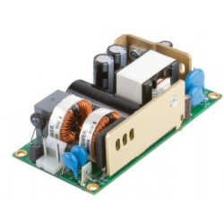 ECS100US15, XP Power switching power supplies, 100W forced air, for medical technology, open frame PCB, ECS100 series