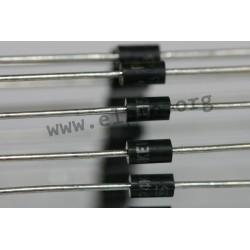 P4KE100CA R0G, Taiwan Semiconductor transient voltage suppression diodes, 400W, P4KE A series