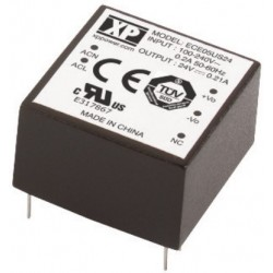 ECE05US05, XP Power switching power supplies, 5W, PCB, ECE05 series