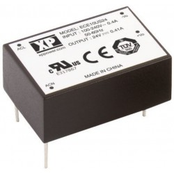 ECE10US12, XP Power switching power supplies, 10W, PCB, ECE10 series