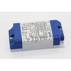 SLD8-350IL-ES, Self LED drivers, 8W, IP20, constant current, dimmable, SLD8-IL-ES series