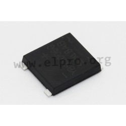 YBS3005G RAG, SMD rectifier 2,2 to 3 A, Schottky
