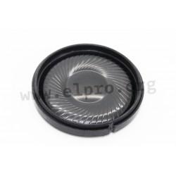 2914, Visaton miniature speakers, K/SL/R series