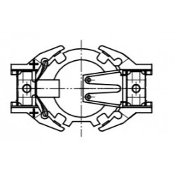 SMTU1225-LF, Renata button cell holders, horizontal and vertical, for THT and SMT