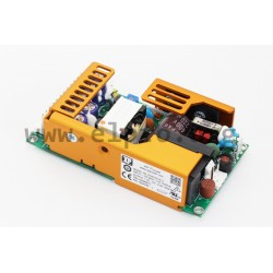 ECM100US24, XP Power switching power supplies, 100W forced air, for medical technology, open frame PCB, ECM100 series
