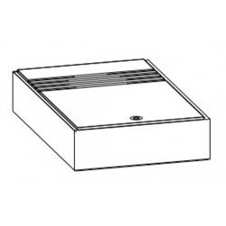 PP025W-S, Supertronic general purpose enclosures, ABS, PP series