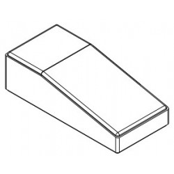 PP014W-S, Supertronic general purpose enclosures, ABS, PP series