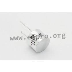 700505, Ekulit ultrasonic capsules, ceramic, A series