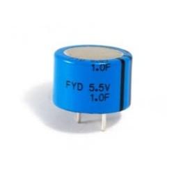 FYD0H104ZF, Kemet SuperCaps, 5,5V, FY series