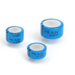 FS0H223ZF, Kemet SuperCaps, FS series